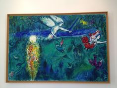 Learning from the colourful words, works and life of Marc Chagall | Kristen Obaid