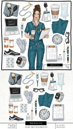 Medical Students, Medical School, Medical Clip Art, Business Company Names, Medical Wallpaper, Nurse Art, Med Student, Med School, Elements Of Art