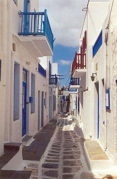 greek street - Google Search