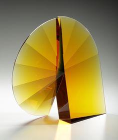 MARTIN ROSOL   Cast Glass Sculpture by Martin Rosol at Schantz Galleries