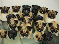 Pugs Of Clay