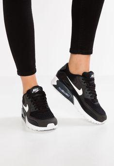 be73c9be70 Nike Sportswear Sneakers laag - black white anthracite - Zalando.be