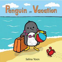 Penguin on vacation  / by Salina Yoon