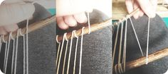 Branch Weaving 101 - Learn branch weaving! Yes, it's a thing and it's THE new trendy craft to learn (for adults and kids). Detailed instructions inside! No experience needed.