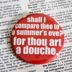 Shakespeare?