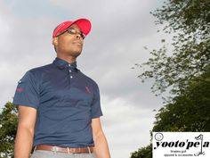 "Patience Focus Commitment ""Kind of Blue"" http://yootopeagolf.com/shop/signature-polo-kind-of-blue/"