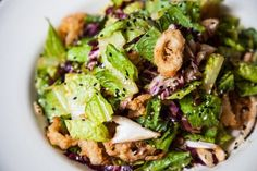 SPICY CALAMARI – DITCH PLAINS (New York) - 23 Dishes That Are So Hot Right Now - Photos
