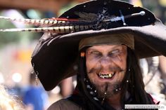 Pirate man costume for inspiration Halloween