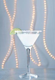 White Cosmopolitan – perfect #Christmas #cocktail