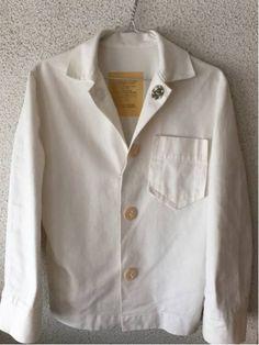 Doll's Wardrobe Reproduction : Men's Shirt : Maison Martin Margiela