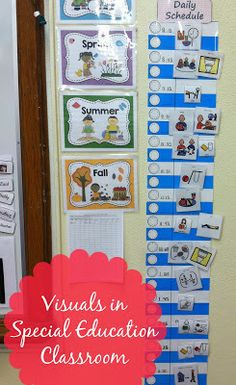 Little Miss Kimberly Ann: Visuals in a Severe Special Education Classroom
