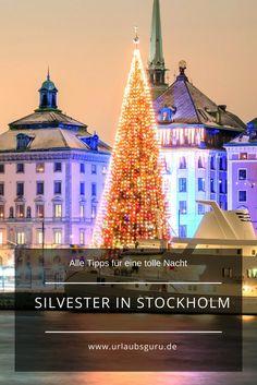 Wie wäre es zur Abwechslung mal mit Silvester in Stockholm? Was euch in der schwedischen Hauptstadt erwartet und wo die besten Partys steigen – das verrate ich euch jetzt.