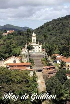BLOG DO GUILHON: Guaramiranga. Clima aconchegante na serra