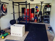 1000 Images About Dream Garage On Pinterest Garage Gym