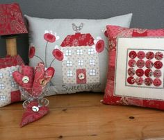 Lynette Anderson Designs: 'Sweet Home'...pattern