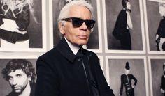 Famous Fashion Designers : Karl Lagerfeld Famous Fashion Designers