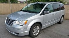 2010 Chrysler Town & Country New Limited Chrysler Town And Country, Van For Sale, Durham, Mini