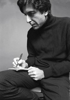 Leonard Cohen // a million candles burning for the love that never came // you want it darker // we put out the flame