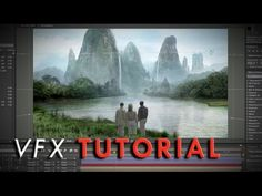 4 Stunning Matte Painting Tutorials for After Effects
