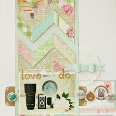 Love What I Do *OhDEERMe* June Kit by naomiatkins at Studio Calico