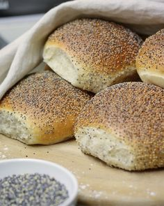 Cooking Bread, Bread Baking, Bread Recipes, Baking Recipes, Good Food, Yummy Food, Danish Food, Our Daily Bread, Swedish Recipes