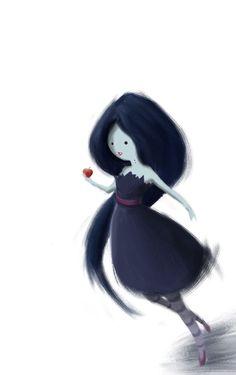 Adventure Time Marceline by ~Mtran86 on deviantART