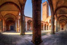 Milano, Sant'Ambrogio