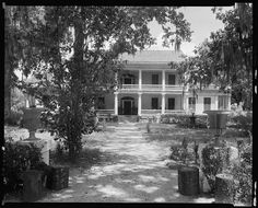 Rosedown Plantation, St. Francisville, W. Feliciana Parish, Louisiana