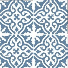 Patterns : cool colors | Cement Tiles, manufacturer of cement tiles and Floor Tile