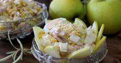 Ensaladilla de manzana con atún - Recetas Fáciles Reunidas