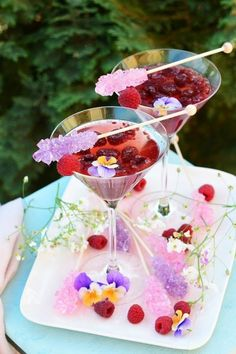 Vodkamálnás pezsgőkoktél recept