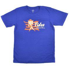 Tidewater Tides 1971 T-Shirt