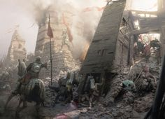 The fall of Constantinople 1453 ~ Jose Daniel Cabrera Peña