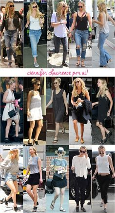 JENNIFER LAWRENCE NOVA IORQUINA! - Fashionismo