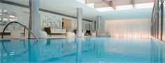 Le Royal Monceau - Raffles Paris Pool by Philippe Starck