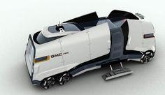 GMC PAD camping-car du futur !