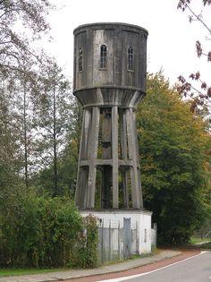 Nijverdal Watertoren 8314 - Lijst van watertorens in Nederland - Wikipedia