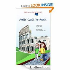 Molly and the Magic Suitcase: Molly Goes to Rome by Christopher Oler. $9.95