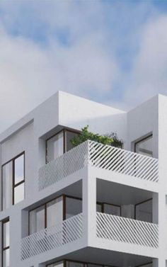 Apartment elevation low rise 59 ideas for 2019 You are in the right place about balcony fence Here we offer you the most beautiful pictures about the balcony illustration you are looking for. Balcony Grill Design, Balcony Railing Design, Window Grill Design, Balustrade Balcon, Balustrades, Modern Balcony, House With Balcony, Residential Architecture, Architecture Design