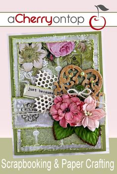 A Cherry On TopScrapbooking and Paper Crafting Supplies