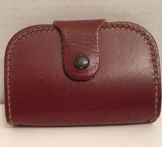 Remington Ammo Belt Pouch Leather Ammunition Holder Vintage by aroundtheclock on Etsy