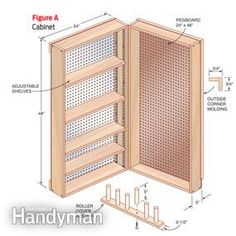 1000 images about garage storage diy on pinterest for Family handyman phone number
