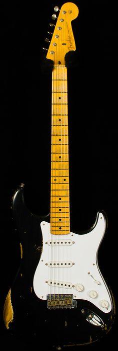 60th Anniversary '54 Stratocaster Heavy Relic | Custom Shop Stratocaster | Fender Custom Shop | Electrics | Wildwood Guitars