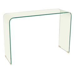 Azurro Glass Console Table – Next Day Delivery Azurro Glass Console Table from WorldStores: Everything For The Home