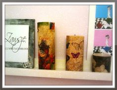 Monixowy decoupage