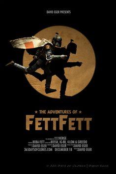 The Adventures of Fettfett