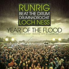 Runrig · Year Of The Flood 2008 - scottish Rock