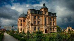 Włocławek. Amber Palace by Robert Powroźnik on 500px