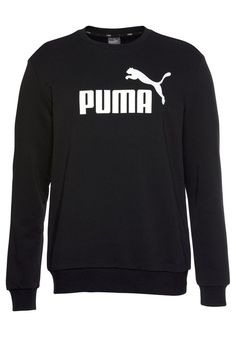 256112ab8f37b Puma Gold Logo Hooded Sweatshirt ($54) ❤ liked on Polyvore ...