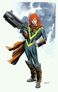 Comic Book Artists, Comic Book Characters, Comic Character, Comic Books Art, Comic Art, Marvel Women, Marvel Girls, Marvel X, Marvel Females